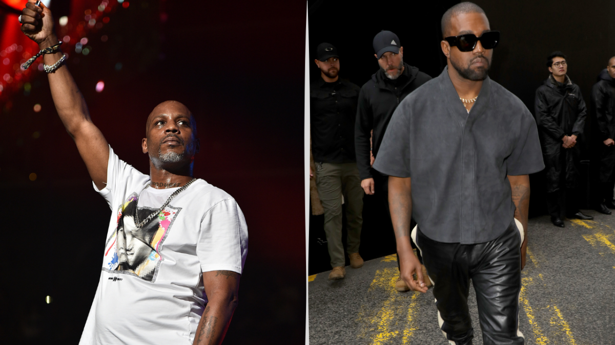 Kanye West & Balenciaga Launch DMX Tribute Merch