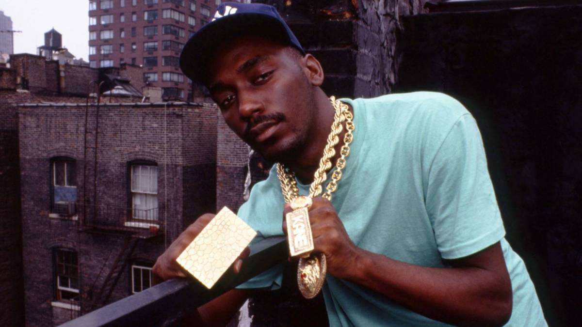 Big Daddy Kane Asked Another Hip Hop Legend To DJ For Verzuz