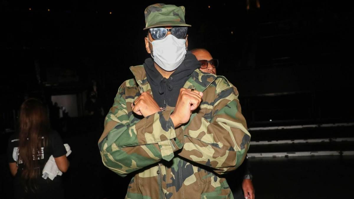 Swizz Beatz Delivers Ominous Warning During DMX's Memorial: 'A Lot Of People Aren't Your Friends'
