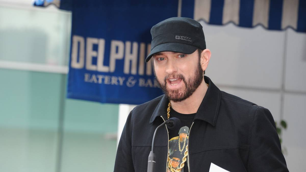 Eminem Officially Steps Into NFT Ring With 'ShadyCon'