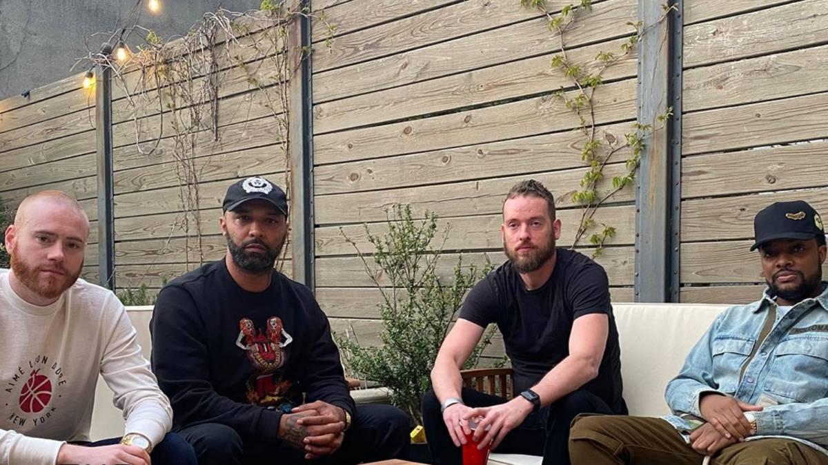 Joe Budden Co-Hosts Rory & Mal Return To 'The Joe Budden Podcast' Following Blowup