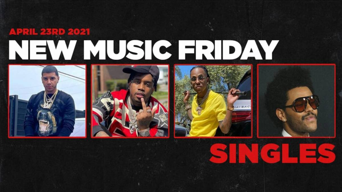 New Music Friday - New Singles From The Weeknd, Rich The Kid, Fivio Foreign, CJ + More