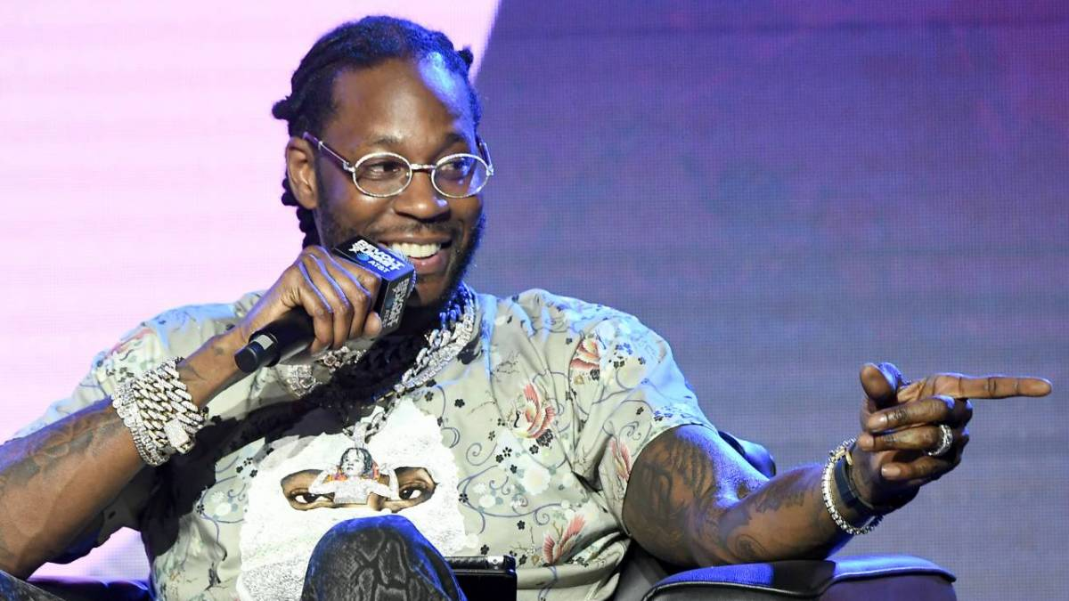 2 Chainz Proves Quarantine Didn't Slow Him Down With Impressive Car Collection