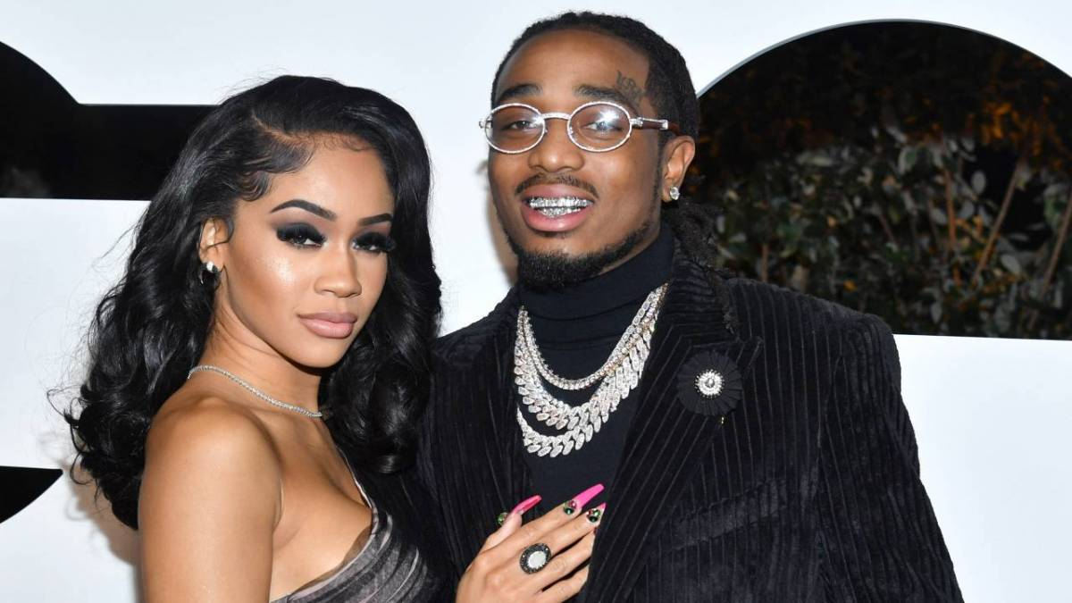 Quavo & Saweetie Avoid Charges For Elevator Altercation