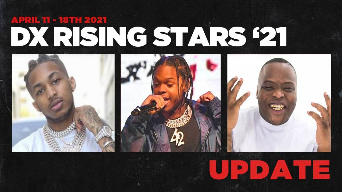 Morray Signs With Interscope, DDG Sparks Rubi Rose Rumors, 42 Dugg Has Ice For Pooh Shiesty | Rising Stars 2021