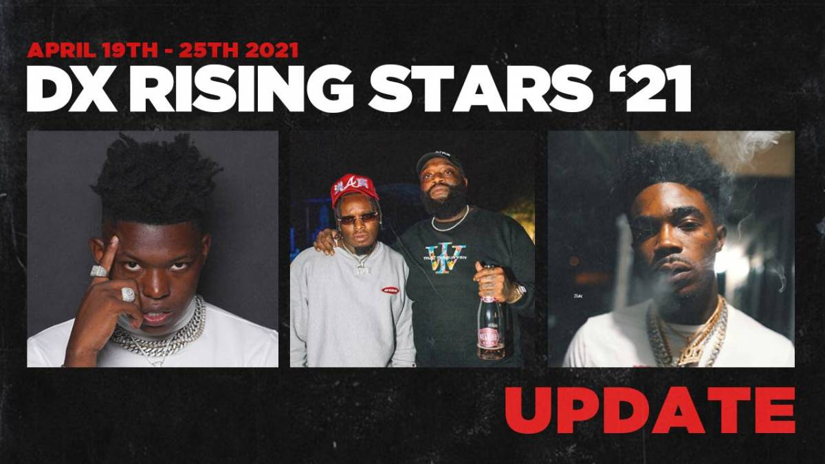 Yung Bleu Hits 100 Million Views, Blxst Breaks Down 'Overrated,' Foogiano Drops 'The Plan (Pt. 2)' | Rising Stars 2021