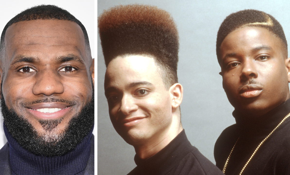 LeBron James To Remake Kid 'N Play's Hip Hop Classic Film 'House Party'