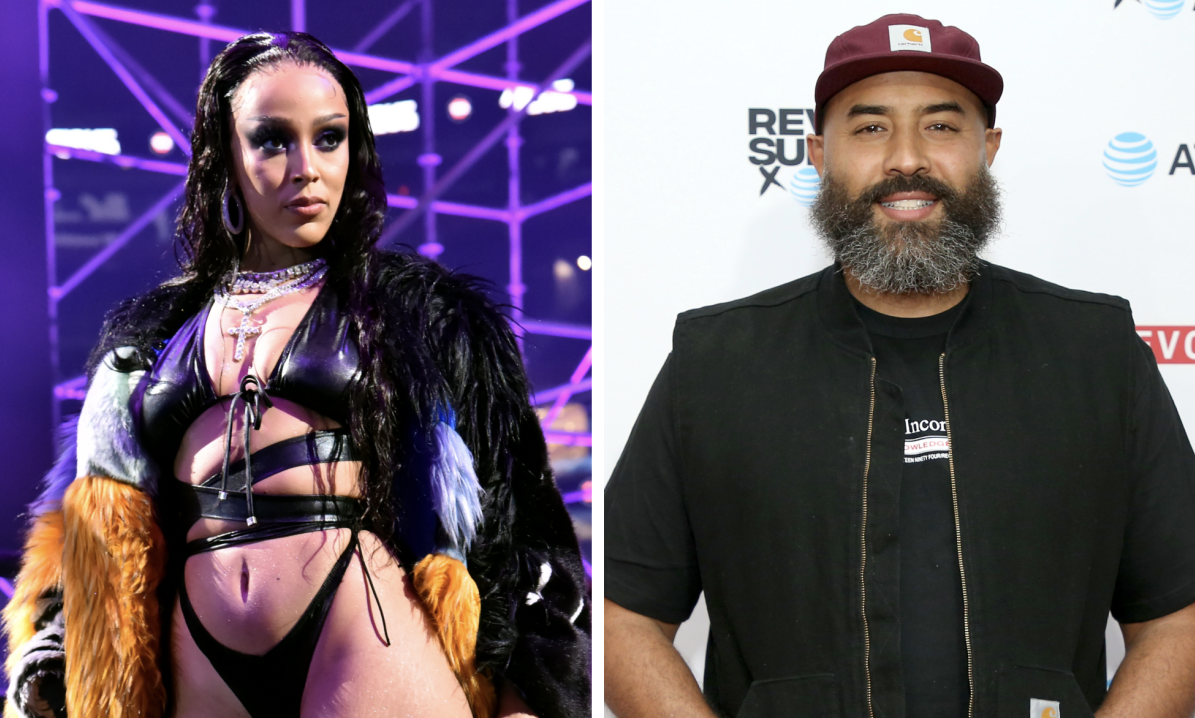 Doja Cat's Rapping Skills Get 'Top-Notch' Rating From Hot 97's Old Man Ebro