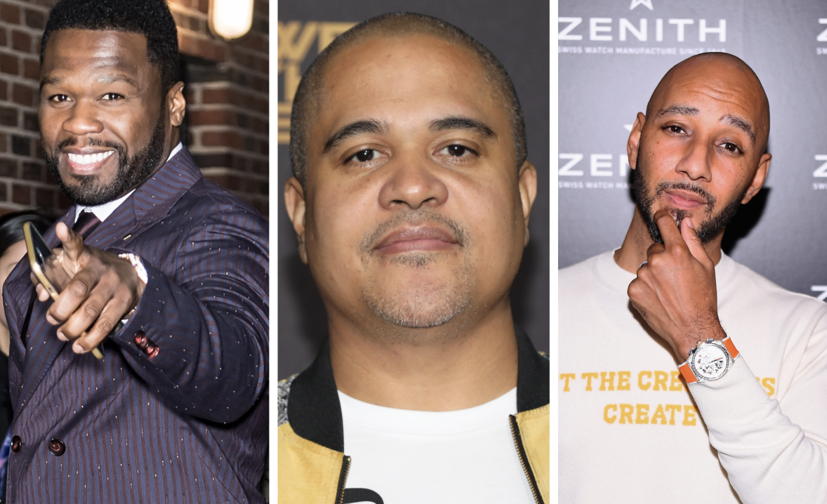 50 Cent & Swizz Beatz Criticize Irv Gotti Over DMX Cause Of Death Claims