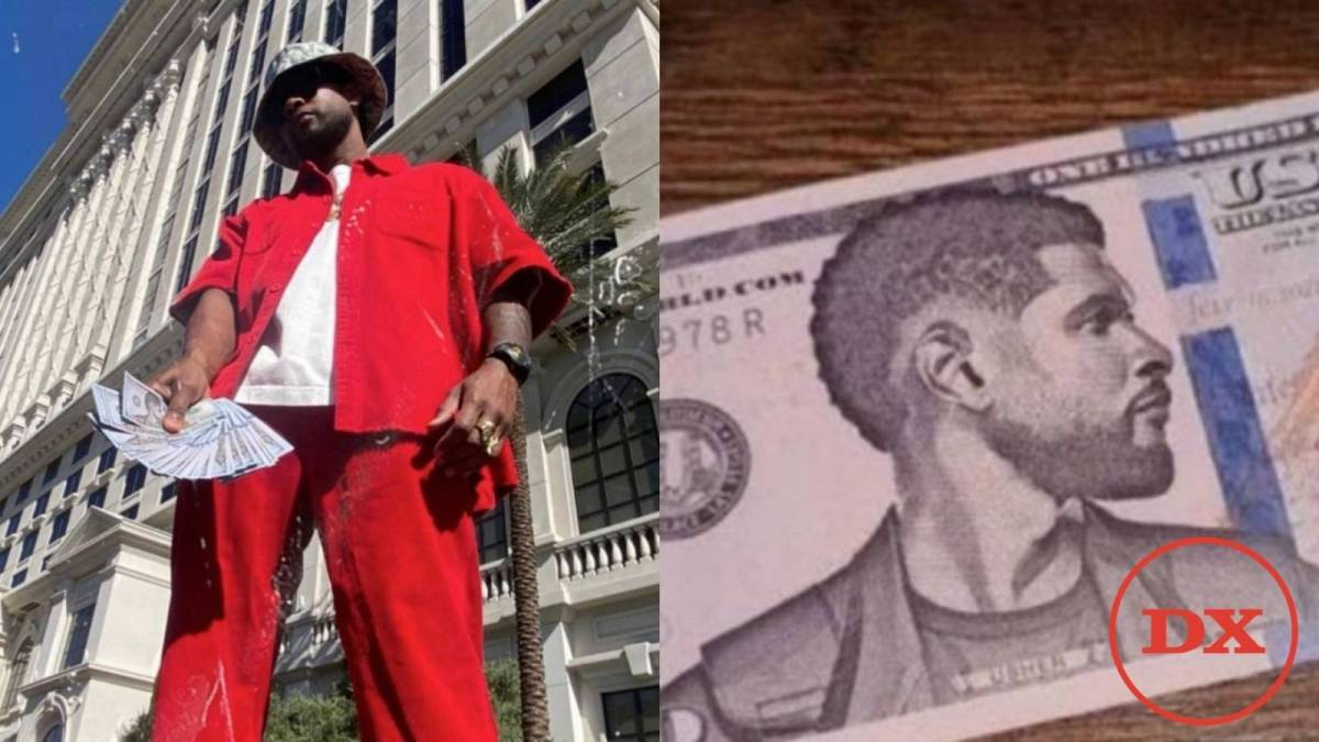 How Usher Bucks Financed Confessions Singer's New Vegas Dates