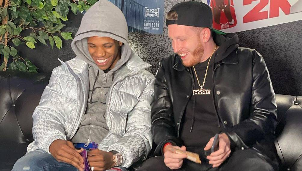 A Boogie Wit Da Hoodie, Coi Leray, DreamDoll, Fivio Foreign + Assemble For DJ Drewski's 'Seat At The Table' Album