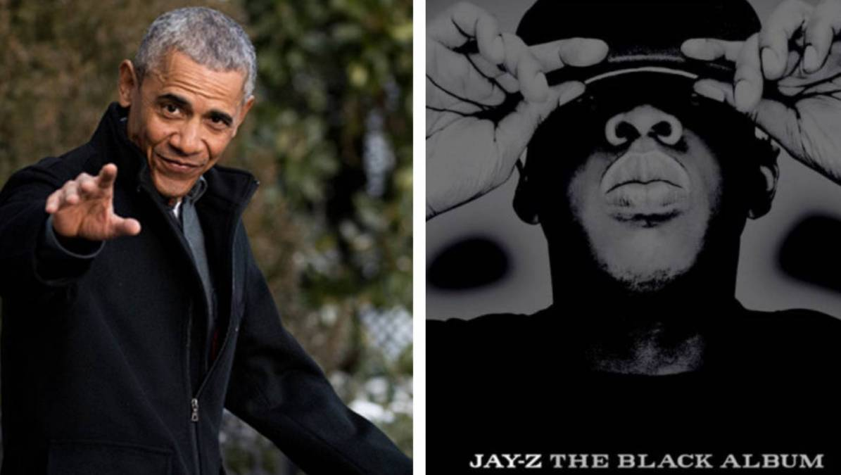 Barack Obama Credits This JAY-Z 'Black Album' Verse For Fueling 1st Presidential Campaign