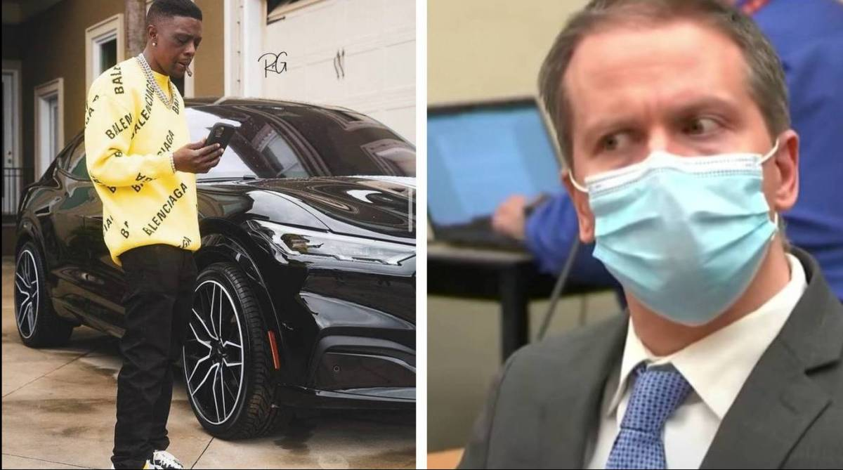Boosie Badazz Wishes He Could've Had Derek Chauvin Violated In Louisiana Prison