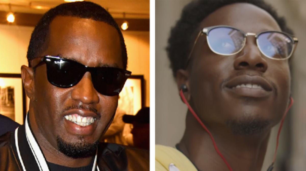 Diddy & Joey Bada$$ Win Oscar For 'Two Distant Strangers'