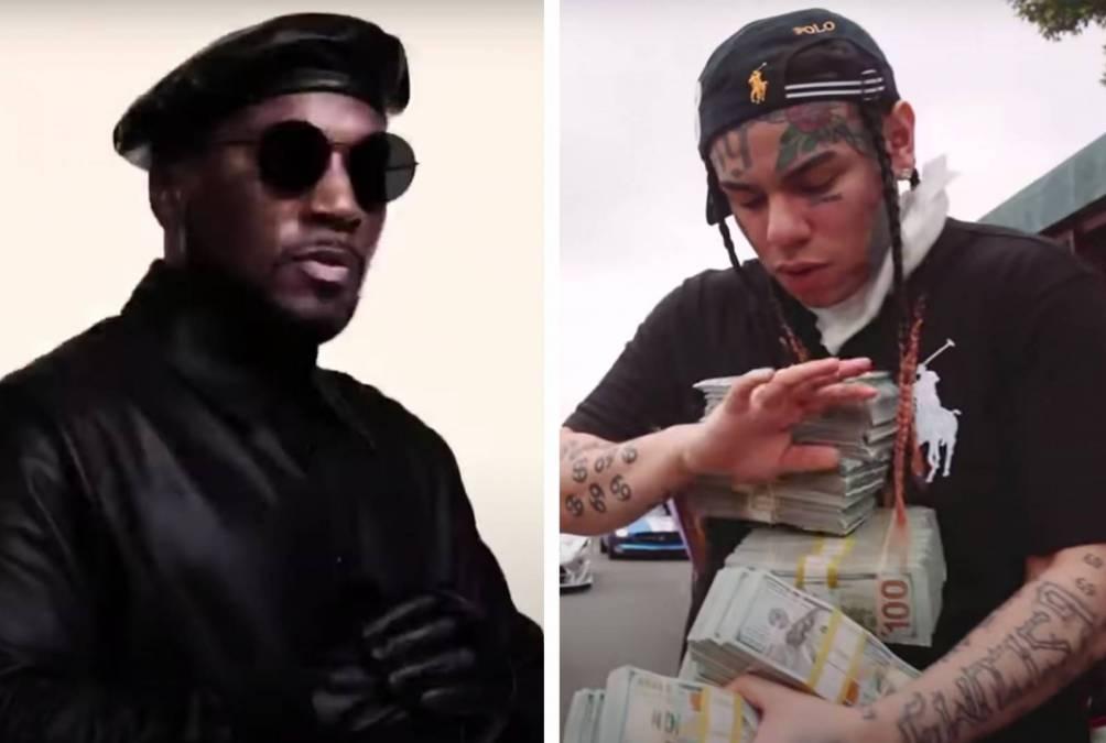 Jeezy & 6ix9ine Join Fellow Rappers Entering NFT Space