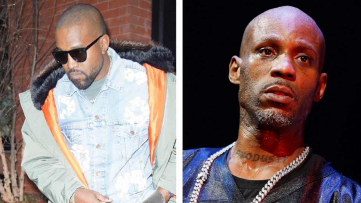 Kanye West Asked To Perform At DMXs Memorial By Swizz Beatz