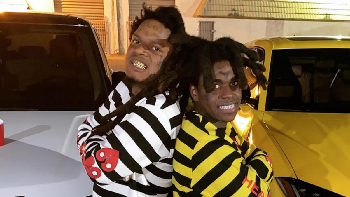 Kodak Black Rapper Affiliate Syko Bob Survives Drive-By Shooting