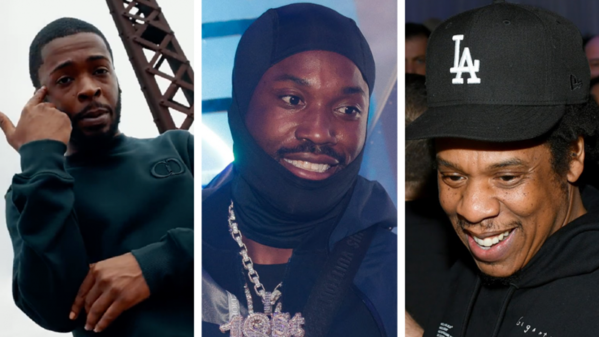 Philly Rapper Kur Signs Deal With Meek Mill's Dream Chasers & JAY-Z's Roc Nation