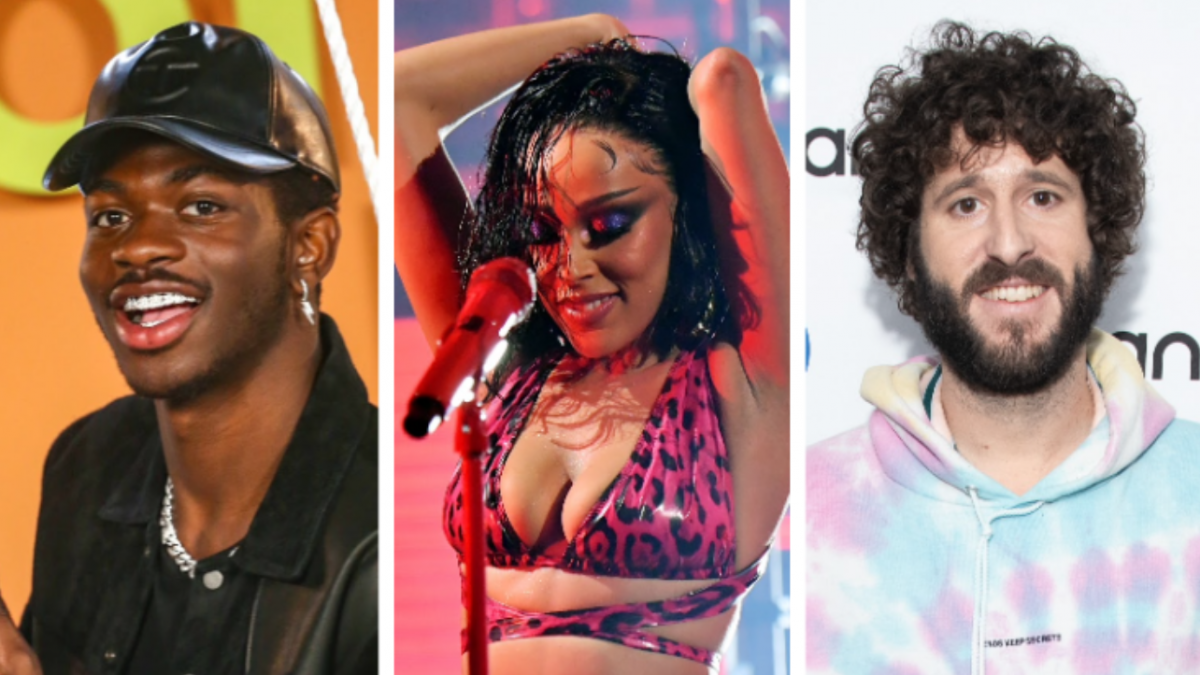 Lil Nas X & Doja Cat To Star In Lil Dicky's 'Dave' Season 2