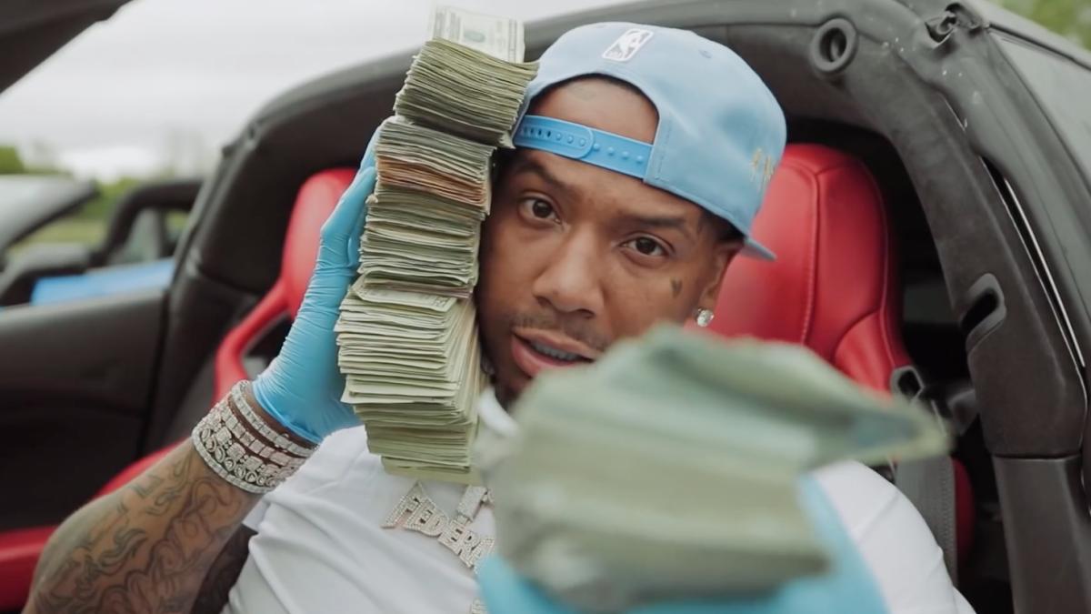 Moneybagg Yo Sets Huge Booking Fee While Eyeing Billboard No. 1