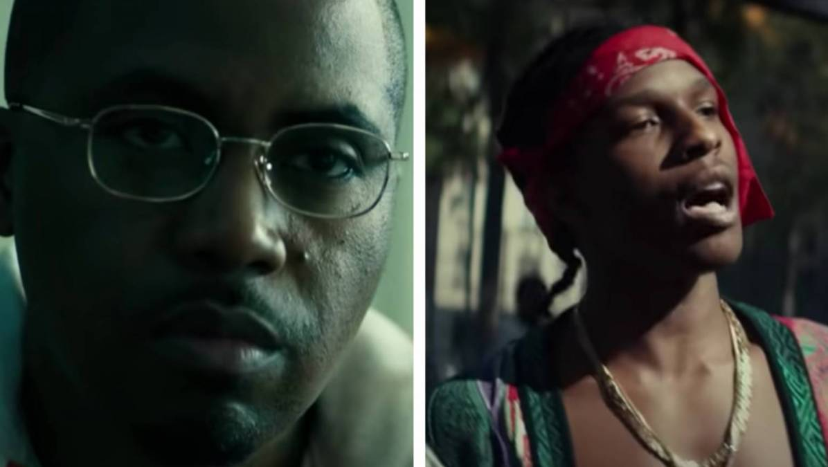 Nas & A$AP Rocky's Acting Skills On Display In Netflix 'Monster' Trailer