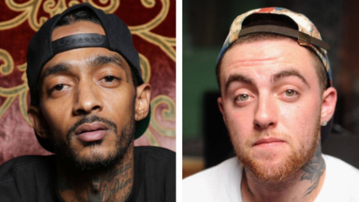Nipsey Hussle & Mac Miller Getting Tribute At Iconic Death Row Studio By TDE's MixedByAli