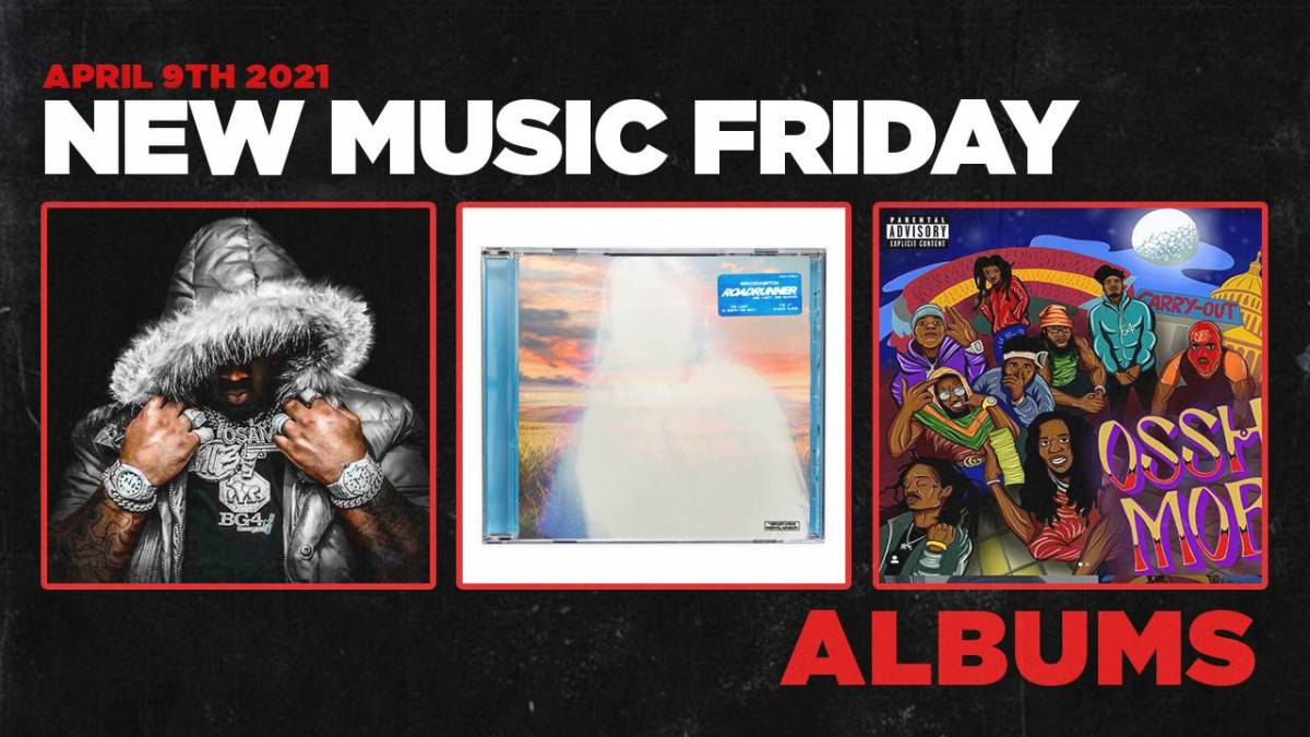 New Music Friday - New Albums From Brockhampton, Mo3, Black Fortune, ELHAE + More