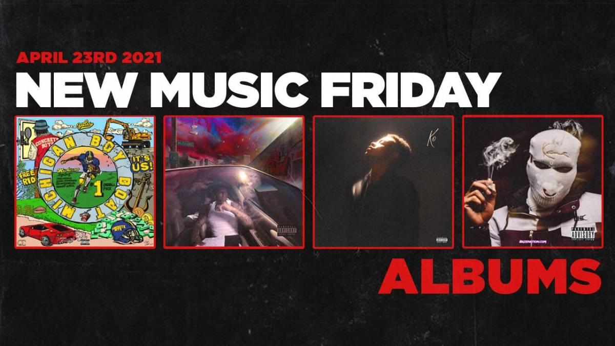 New Music Friday - New Albums From Lil Yachty, Moneybagg Yo, SSGKobe, Topaz Jones + More