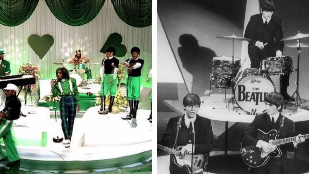 Outkast Vs. The Beatles Debate Explodes On Twitter
