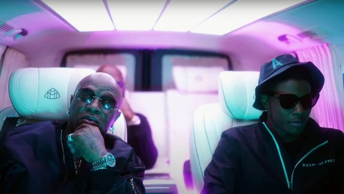 Birdman Co-Signs 'No More Parties (Remix)' Rapper Reese Youngn In 'Black Ink' Video Cameo