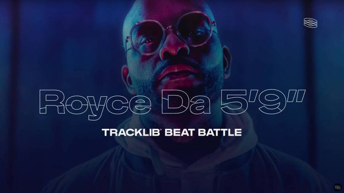 Royce Da 5'9 Adds To 9th Wonder's Tracklib 'Beat Battle' With Sample Challenge Of His Own