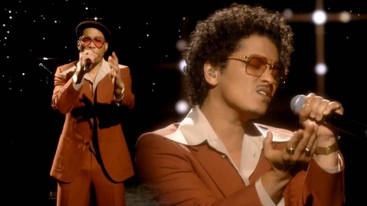 Bruno Mars & Anderson .Paak's Silk Sonic Tops Billboard Hot 100