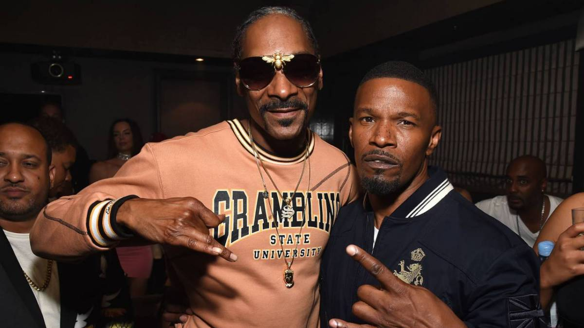 Snoop Dogg Joins Jamie Foxx In Netflix Vampire Hunter Movie 'Day Shift'