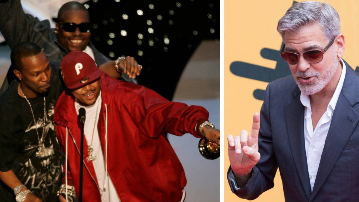 Three 6 Mafia's DJ Paul Reveals Reason For George Clooney Oscar Win Shoutout