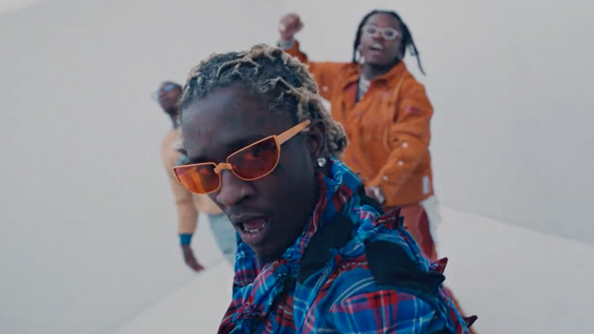 Young Thug & YSL's 'Slime Language 2' Hits No. 1 On Billboard 200