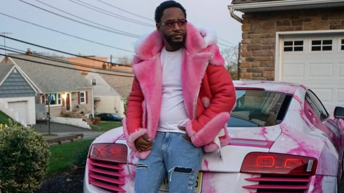 Cam'ron's Pink Audi Vandalized After His Jetski Trip With Crazy Neighbor's Sister