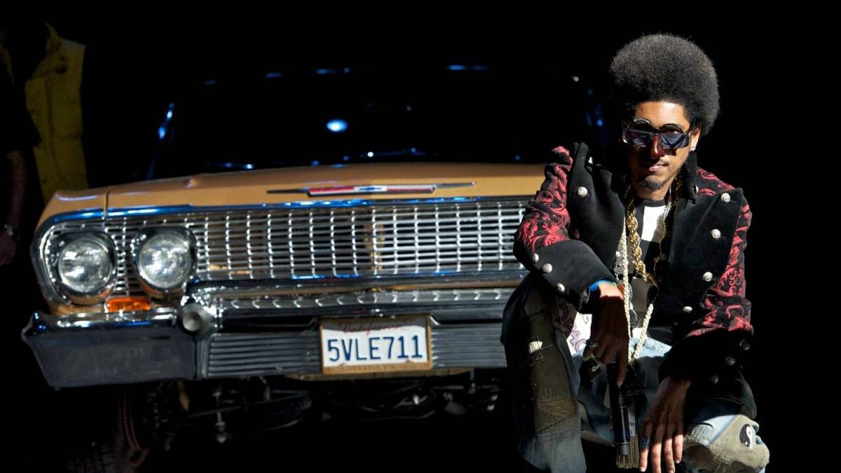 Shock G's Brother Once 'MF DOOMED' Arsenio Hall & Ice-T As Humpty Hump