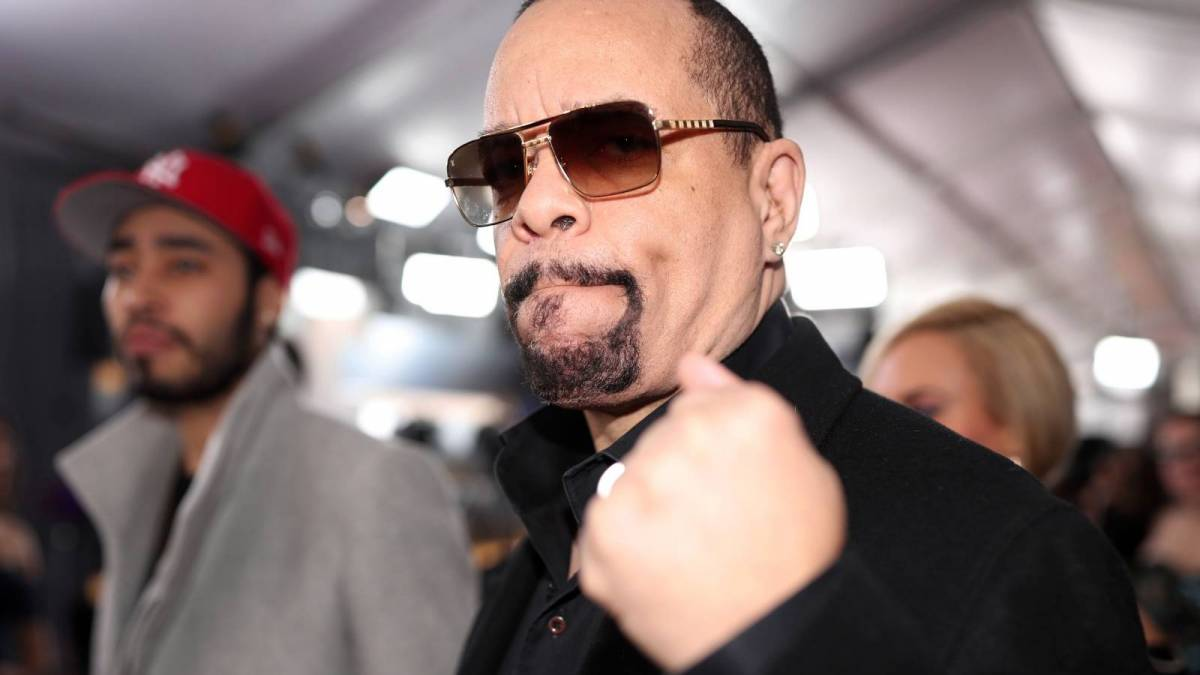 Ice-T Agrees Peddling Produce Could Be Just As Lucrative As Rappers Selling Drugs