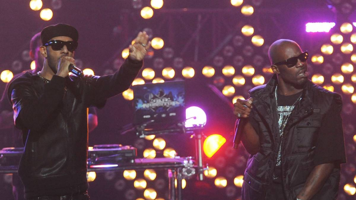 Swizz Beatz Reaffirms Decision To Keep It 100 At DMX's Memorial
