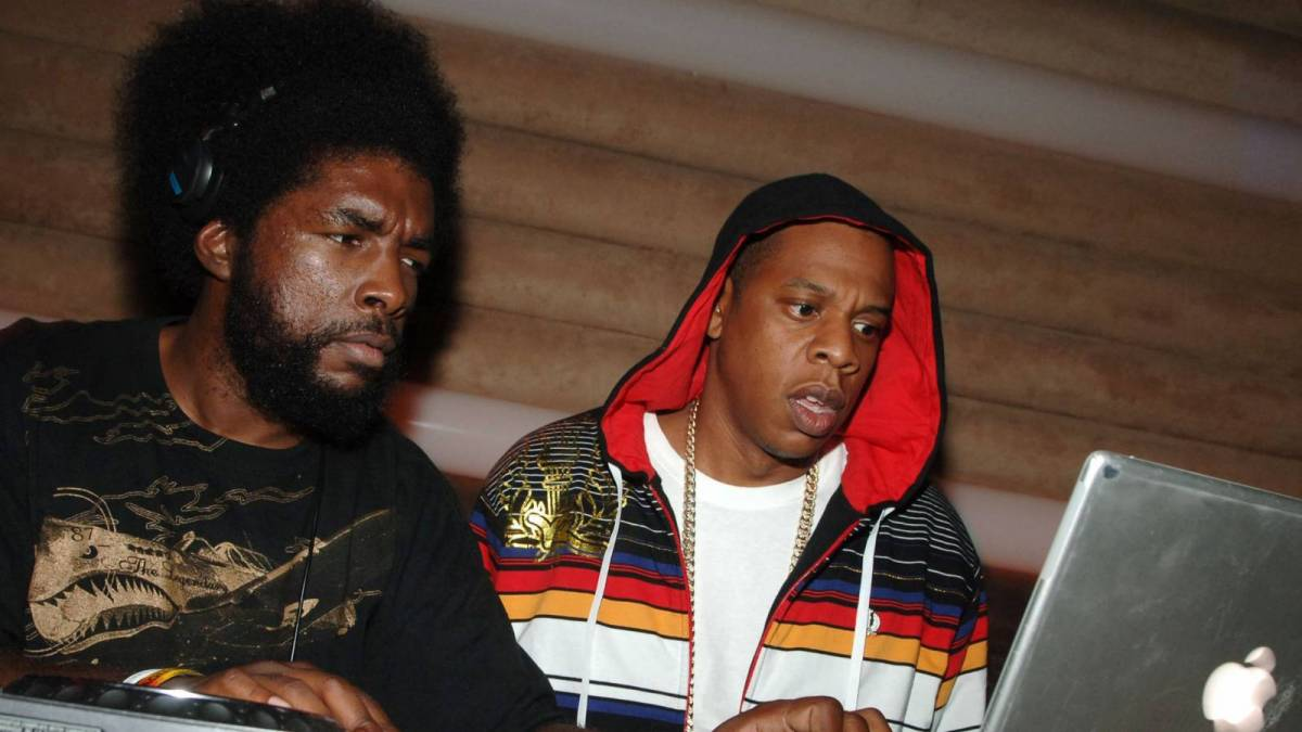 2001 Questlove Was Hesitant To Work With JAY-Z In Fear Of Looking Like A 'Sellout'