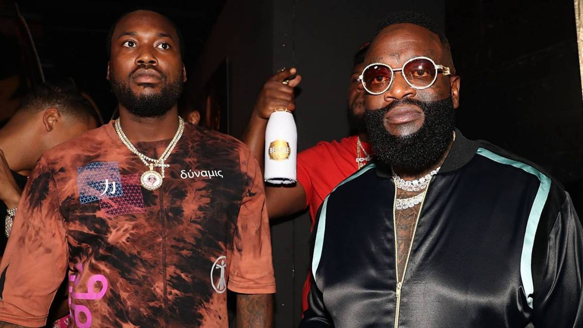 Akademiks Says Rick Ross & Meek Mill Beefing Over MMG Contract
