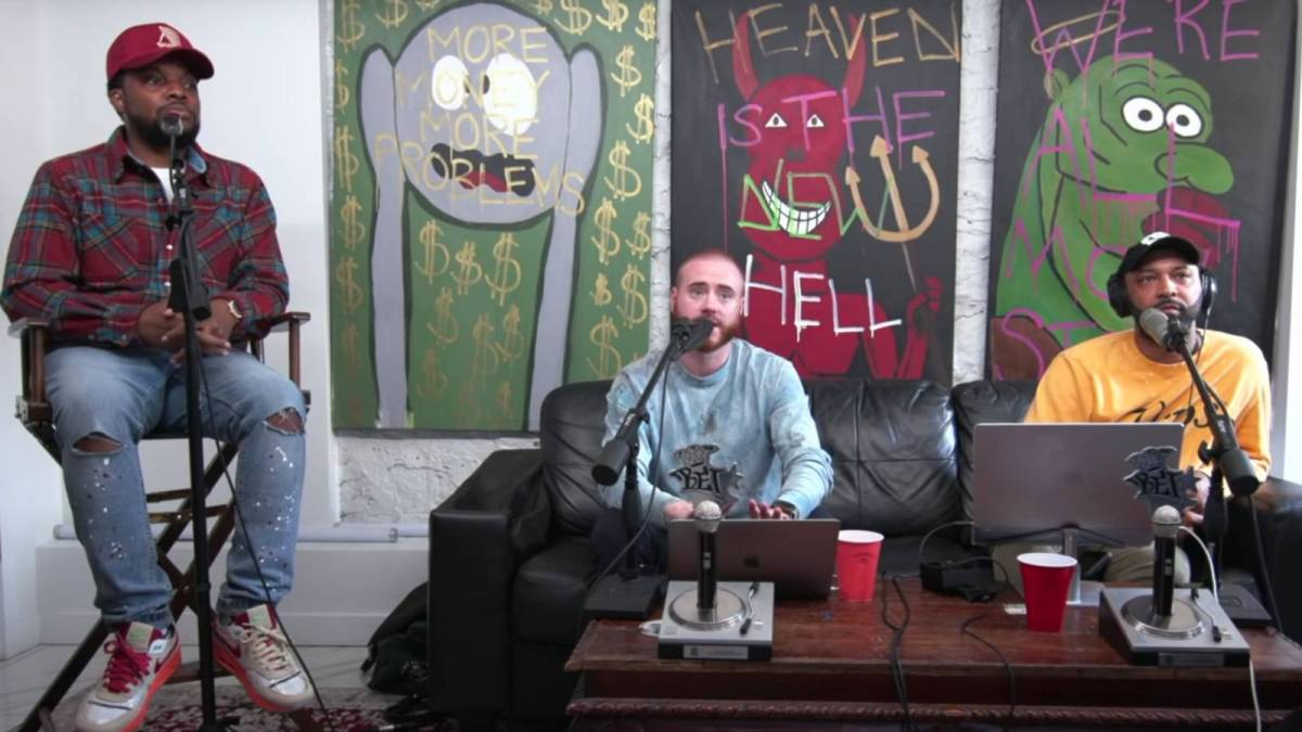 Mal Breaks Silence On 'Joe Budden Podcast' Exile: 'This Ain't Joke Time'