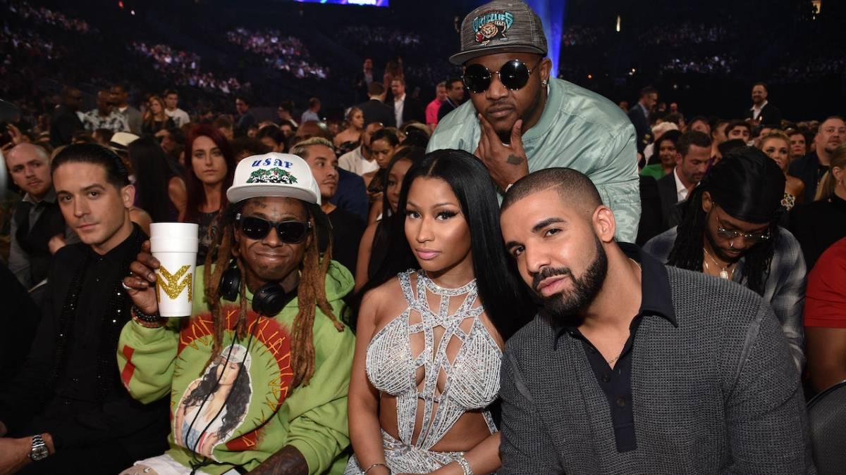 Nicki Minaj Admits She Got 'Washed' On 'Seeing Green' With Drake & Lil Wayne