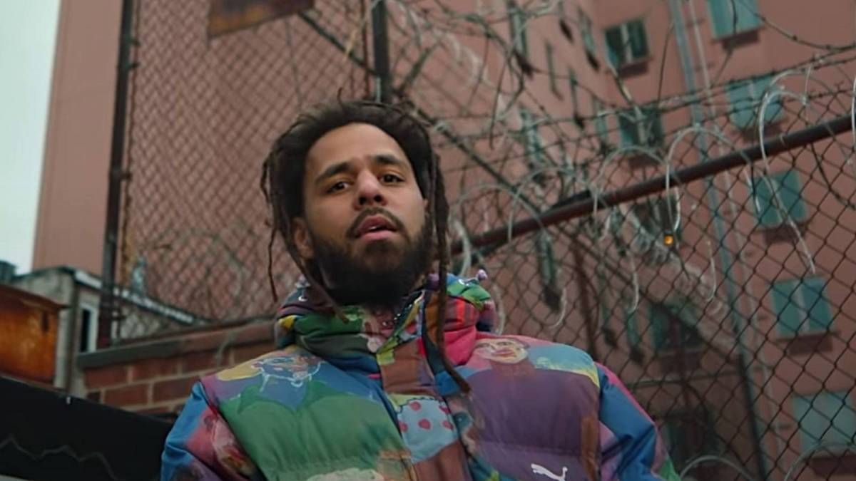 J. Cole Struggles To Hold On To His Inner Child In 1st 'Off-Season' Video