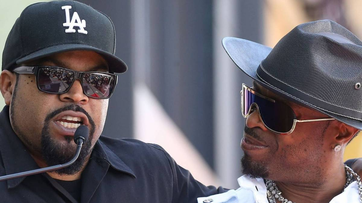 Ice Cube 'AmeriKKKa's Most Wanted' Producer Sues For Royalties Despite Unpaid Debt