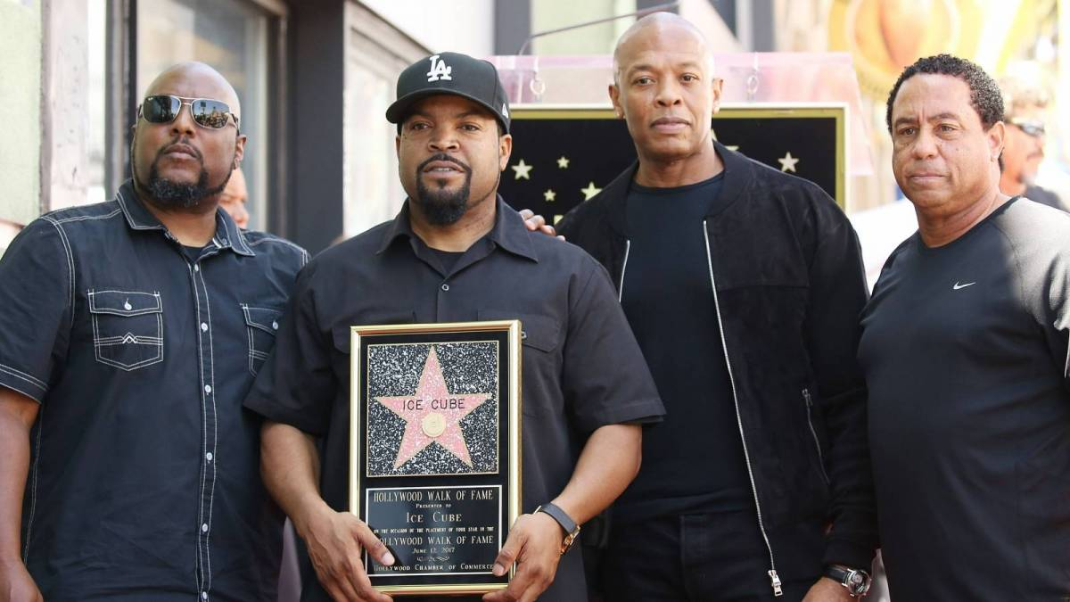 N.W.A's DJ Yella Has Been Teasing 'Something' For Months - But Where's Ice Cube & Dr. Dre?