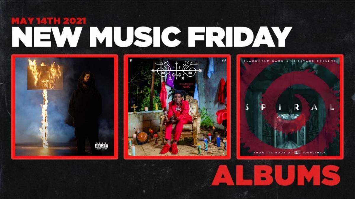 New Music Friday - New Albums From J. Cole, Kodak Black, 21 Savage, Lil Skies + More