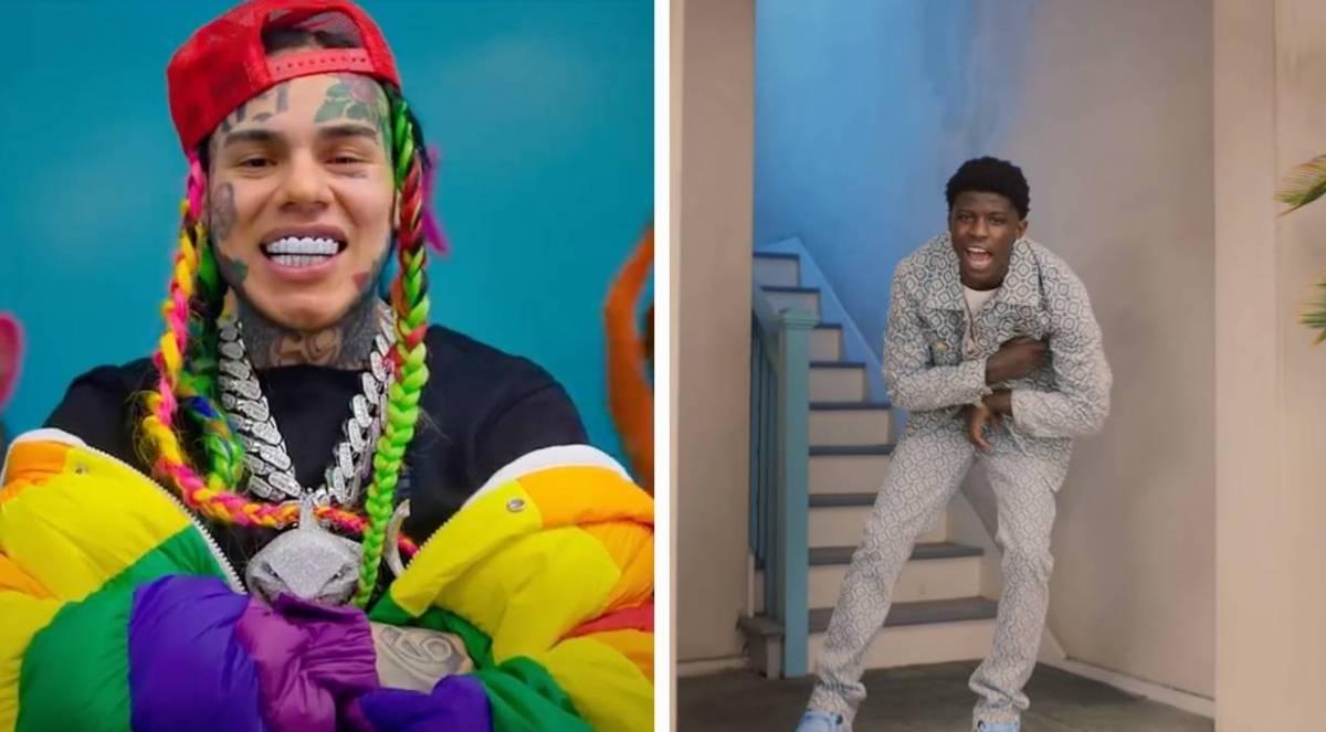 6ix9ine Tells DJ Akademiks Why He Praises Quando Rondo As 'The Most Disrespectful' Rapper