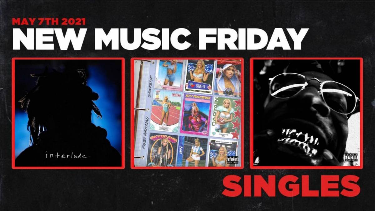 New Music Friday  New Singles From J. Cole, Saweetie, Russ + More