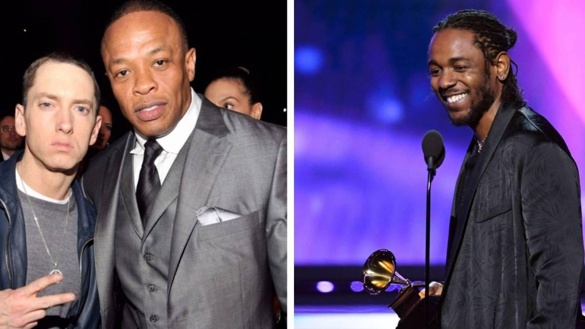 Dr. Dre, Eminem & Kendrick Lamar Collab Rumors Explode on Twitter